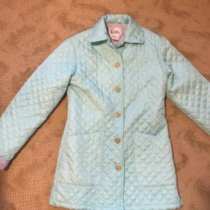 Lilly Pulitzer quilted jacket NWOT